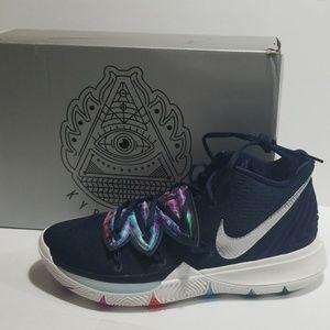 Nike Kyrie 5 Multi Color Galaxy
